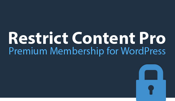 Download Restrict Content Pro v3.4 + Addons Free / Nulled