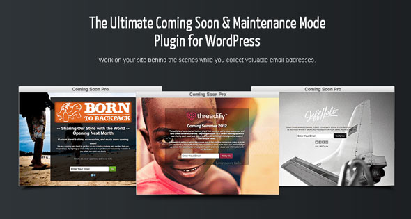 Download SeedPro Comming Soon Pro v5.12.8 - Wordpress Plugin Free / Nulled