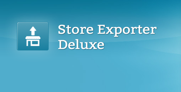 Download WooCommerce Store Exporter Deluxe v4.5 Free / Nulled