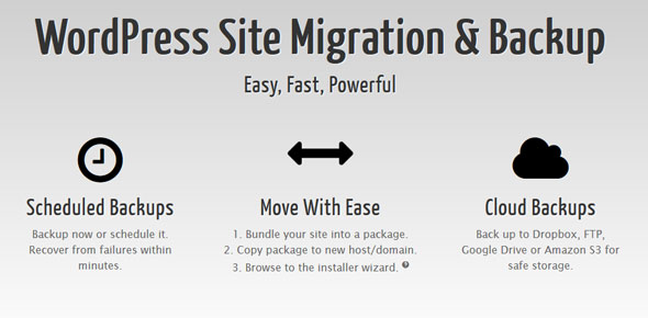 Download Duplicator Pro v4.0.1 - WordPress Site Migration & BackUp Free / Nulled