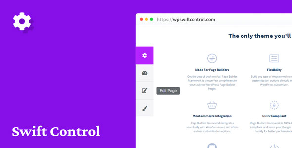 Download WP Swift Control PRO v1.4.7 Free / Nulled