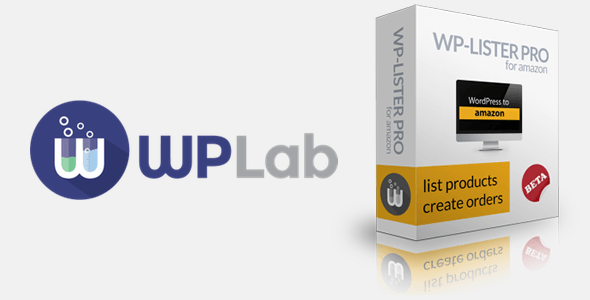 Download WP-Lister Pro for Amazon v1.8 Free / Nulled