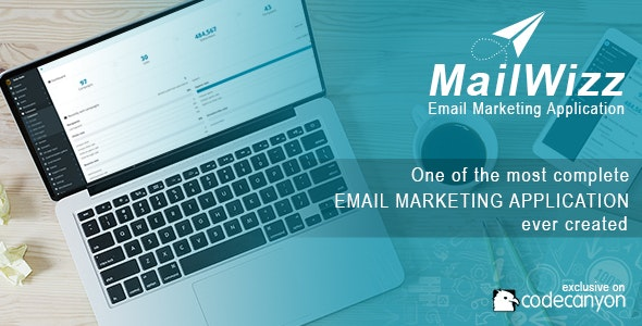 Download MailWizz v1.8.3 - Email Marketing Application Free / Nulled