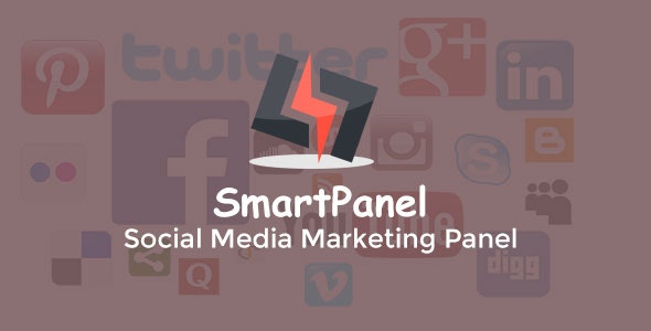 Download SmartPanel v3.1 - SMM Panel Script Free / Nulled