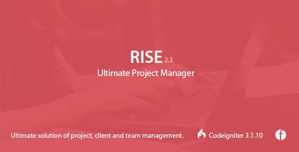 Download RISE v2.3 - Ultimate Project Manager Free / Nulled