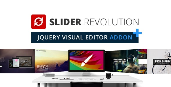 Download Slider Revolution v5.4.8.1 - jQuery Visual Editor Addon Free / Nulled