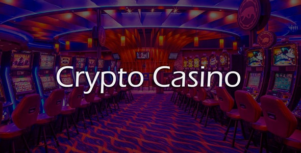 Download Crypto Casino v1.9.7 - Online Gaming Platform Free / Nulled