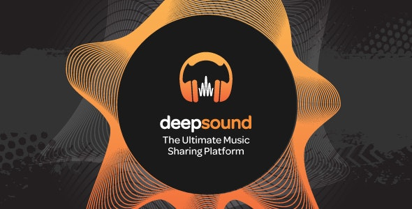 Download DeepSound v1.2 - The Ultimate PHP Music Sharing Platform Free / Nulled
