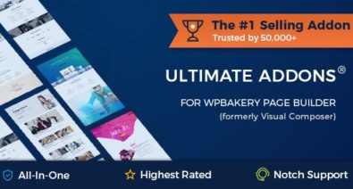 Download Ultimate Addons v3.19.0 - for WPBakery Page Builder Free / Nulled