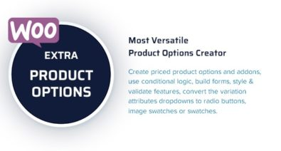 Download WooCommerce v4.9.7 - Extra Product Options Free / Nulled