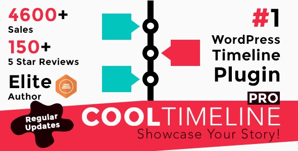 Download Cool Timeline Pro v3.2 - WordPress Timeline Plugin Free / Nulled