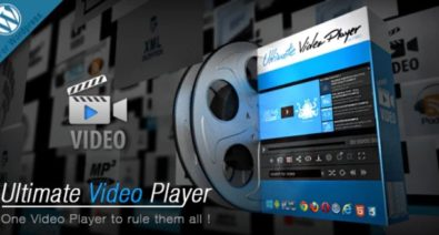 Download Ultimate Video Player v7.1 - Premium WordPress Plugin Free / Nulled