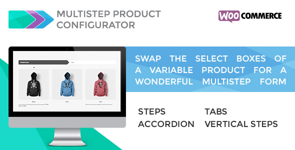 Download Multistep Product Configurator v1.1.4 - for WooCommerce Free / Nulled
