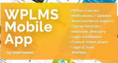 Download WPLMS Learning Management System v2.6 - App for Education & eLearning Free / Nulled
