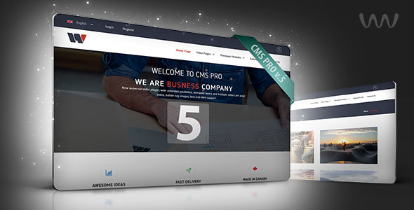 Download CMS pro v5.20 - Content Management System Free / Nulled