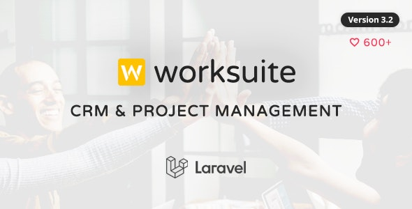 Download WORKSUITE v3.1.1 - CRM and Project Management Free / Nulled