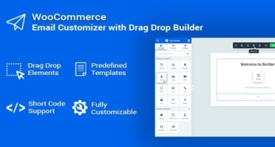 Download WooMail v2.4  - WooCommerce Email Customizer Free / Nulled