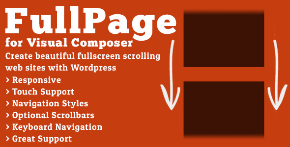 Download FullPage v2.0.7 - for WPBakery Page Builder Free / Nulled