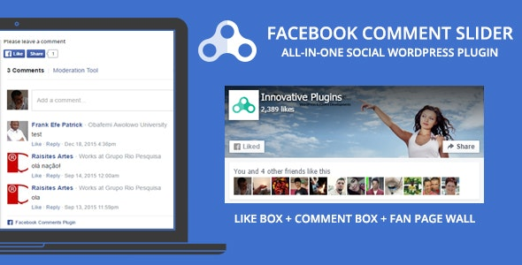 Download Comment Slider for Placebo v1.8.7 - WordPress Social plugin Free / Nulled
