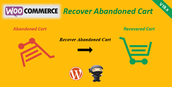 Download Recover Abandoned Cart v21.7 - WooCommerce Free / Nulled