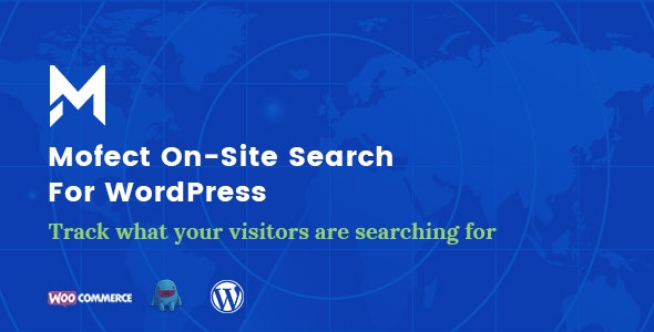 Download Mofect v1.0.0 - On-Site Search For WordPress Free / Nulled