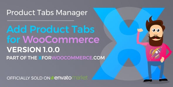 Download Add Product Tabs v1.0.7 - for WooCommerce Free / Nulled