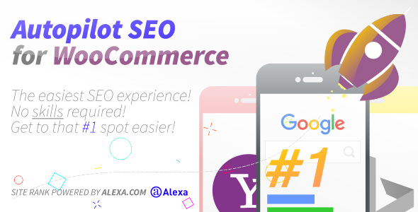 Download Autopilot SEO v1.2.3 - for WooCommerce Free / Nulled