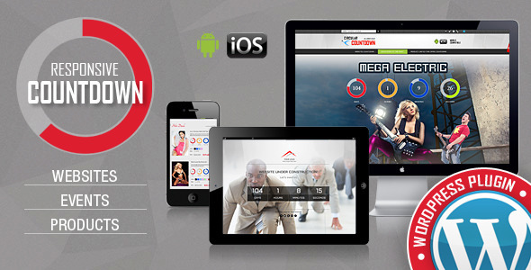 Download CountDown Pro v1.4.6.4 - WP Plugin Free / Nulled