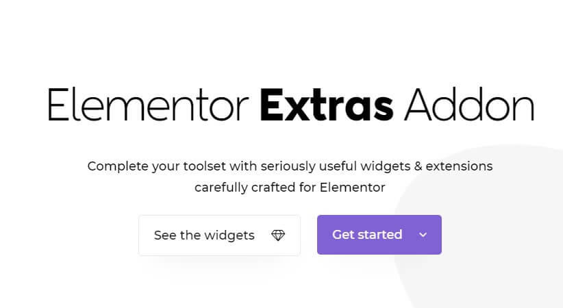 Download Elementor Extras Addon v2.2.7 - WordPress Plugin Free / Nulled