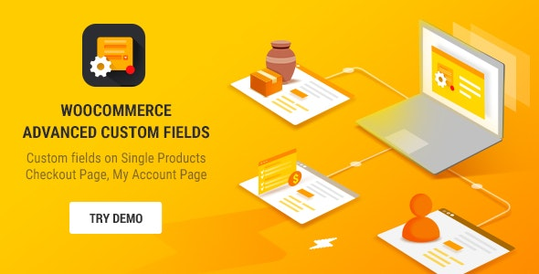 Download Advanced Custom Fields v5.0.0 - for WooCommerce Free / Nulled