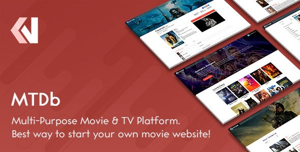 Download MTDb v3.2.0 - Ultimate Movie & TV Database Free / Nulled