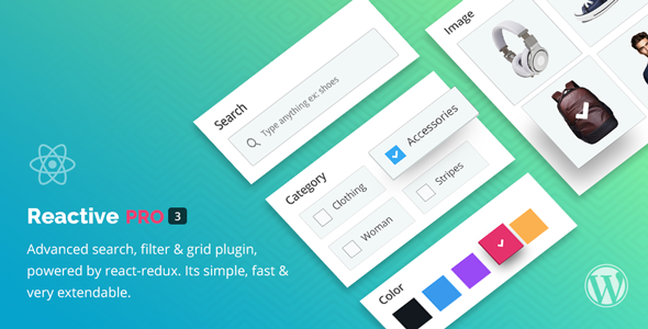 Download Reactive Pro v4.0.6.4 - Advanced Search Filter Map & Grid Free / Nulled