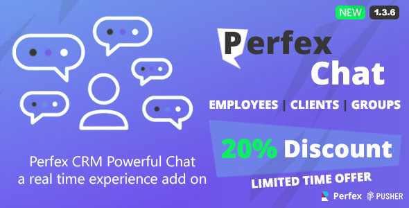 Download Perfex CRM Chat v1.3.6 - Free / Nulled