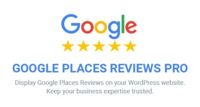 Download Google Places Reviews Pro v2.0.1 - WordPress Plugin Free / Nulled