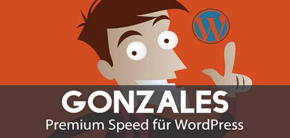 Download Gonzales v2.1.5 - Premium Speed for WordPress Free / Nulled