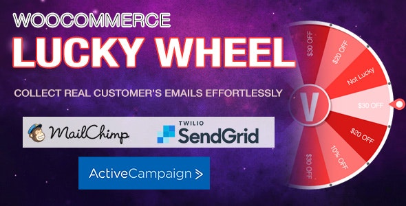 Download WooCommerce Lucky Wheel v1.0.7.1 - Spin to win Free / Nulled