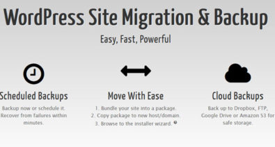 Download Duplicator Pro v3.8.6.1 - WordPress Site Migration & BackUp Free / Nulled