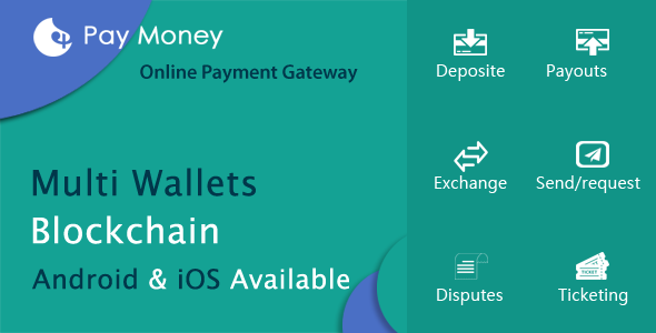 Download PayMoney v2.3 - Secure Online Payment Gateway Free / Nulled