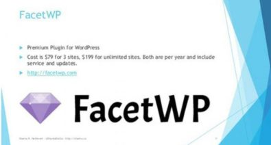 Download FacetWP v3.4.5 - Better Filtering WordPress Plugin Free / Nulled