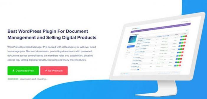 Download Download Manager Pro + Addons v5.0.3 - WP Plugin Free / Nulled