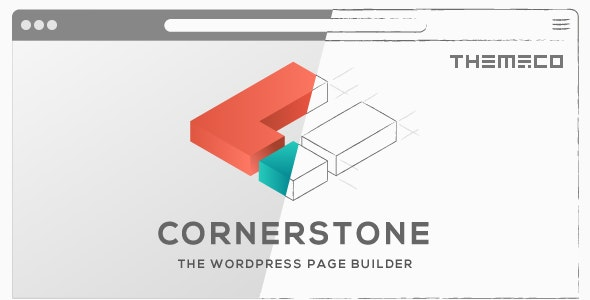 Download Cornerstone v4.1.0 - The WordPress Page Builder Free / Nulled
