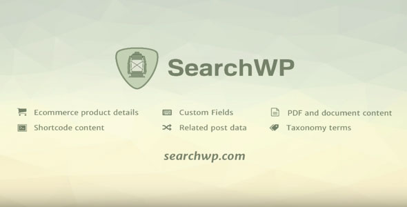 Download SearchWP WordPress Plugin v3.1.6 - Addons Free / Nulled