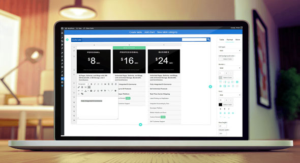 Download WP Table Manager v2.6.7 - The WordPress Table Editor Plugin Free / Nulled