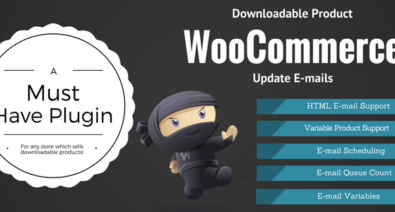 Download WooCommerce Downloadable Product Update E-mails v2.0.0 - Free / Nulled