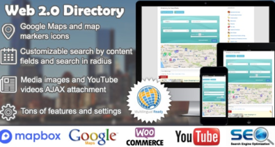 Download Web 2.0 Directory plugin for WordPress v2.5.2 - Free / Nulled