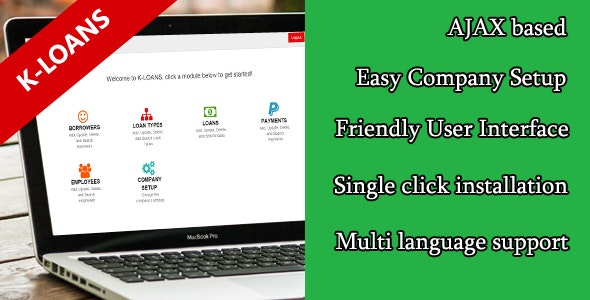Download Loan Management System v1.4.9 - Free / Nulled
