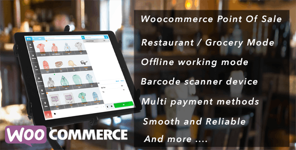 Download Openpos v3.9.2 - WooCommerce Point Of Sale (POS) Plugin Free / Nulled