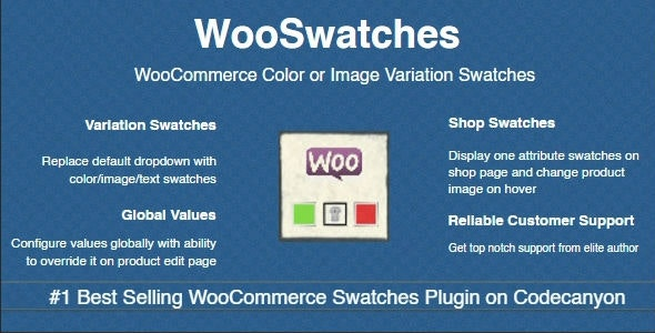 Download WooSwatches v2.8.7 - WooCommerce Color or Image Variation Swatches Free / Nulled