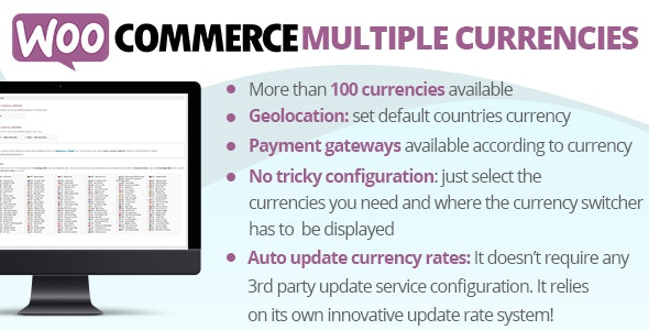 Download WooCommerce Multiple Currencies v4.0 Free / Nulled