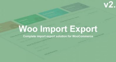 Download Woo Import Export v2.8.0 - WP Plugin Free / Nulled